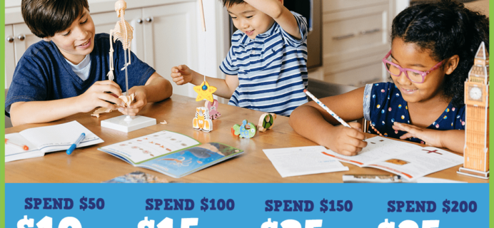 LAST CALL: Little Passports Spend More Save More: Up to $35 Off!