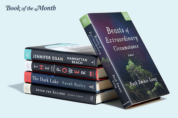 1 Day Left: October 2017 Book of the Month Selection Time + Coupon!