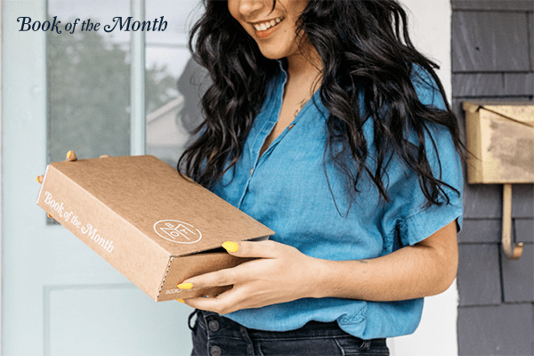 Book of the Month October 2017 Spoiler + First Month Coupon!