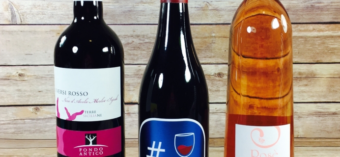 Wine Awesomeness September 2017 Review &amp Coupon