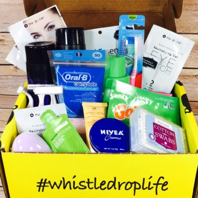 WhistleDrop for Girls September 2017 Subscription Box Review + Coupon
