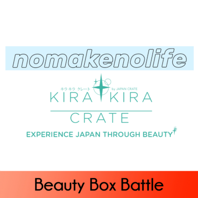 nmnl vs Kira Kira Crate – February 2018 Battle of the Japanese Beauty Boxes!
