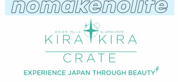 nmnl vs Kira Kira Crate – August 2018 Battle of the Japanese Beauty Boxes!