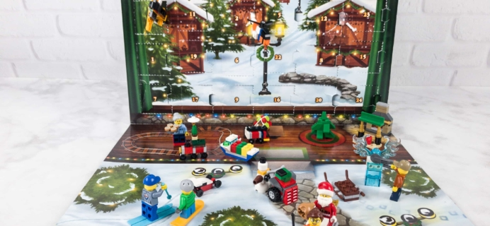 Lego City Advent Calendar 2017 Mini Review