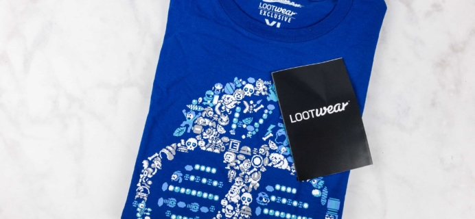 Loot Tees September 2017 Review & Coupon