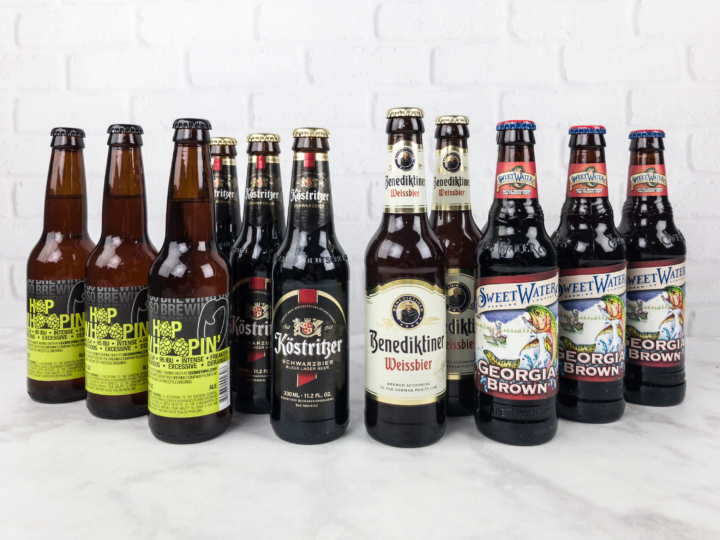 The U S And International Variety Beer Club September 2017