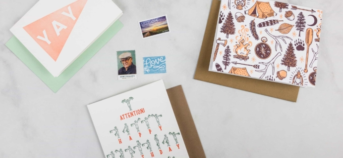 Nicely Noted September 2017 Subscription Box Review