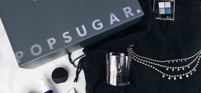 Popsugar Must Have Fall 2017 Special Edition Box Review