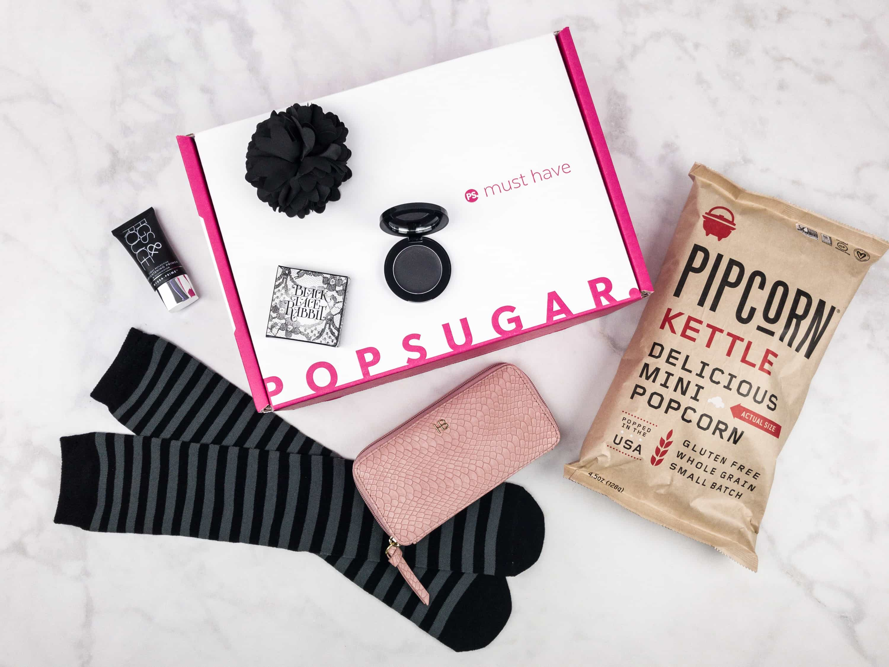 POPSUGAR Must Have Box September 2017 Review & Coupon