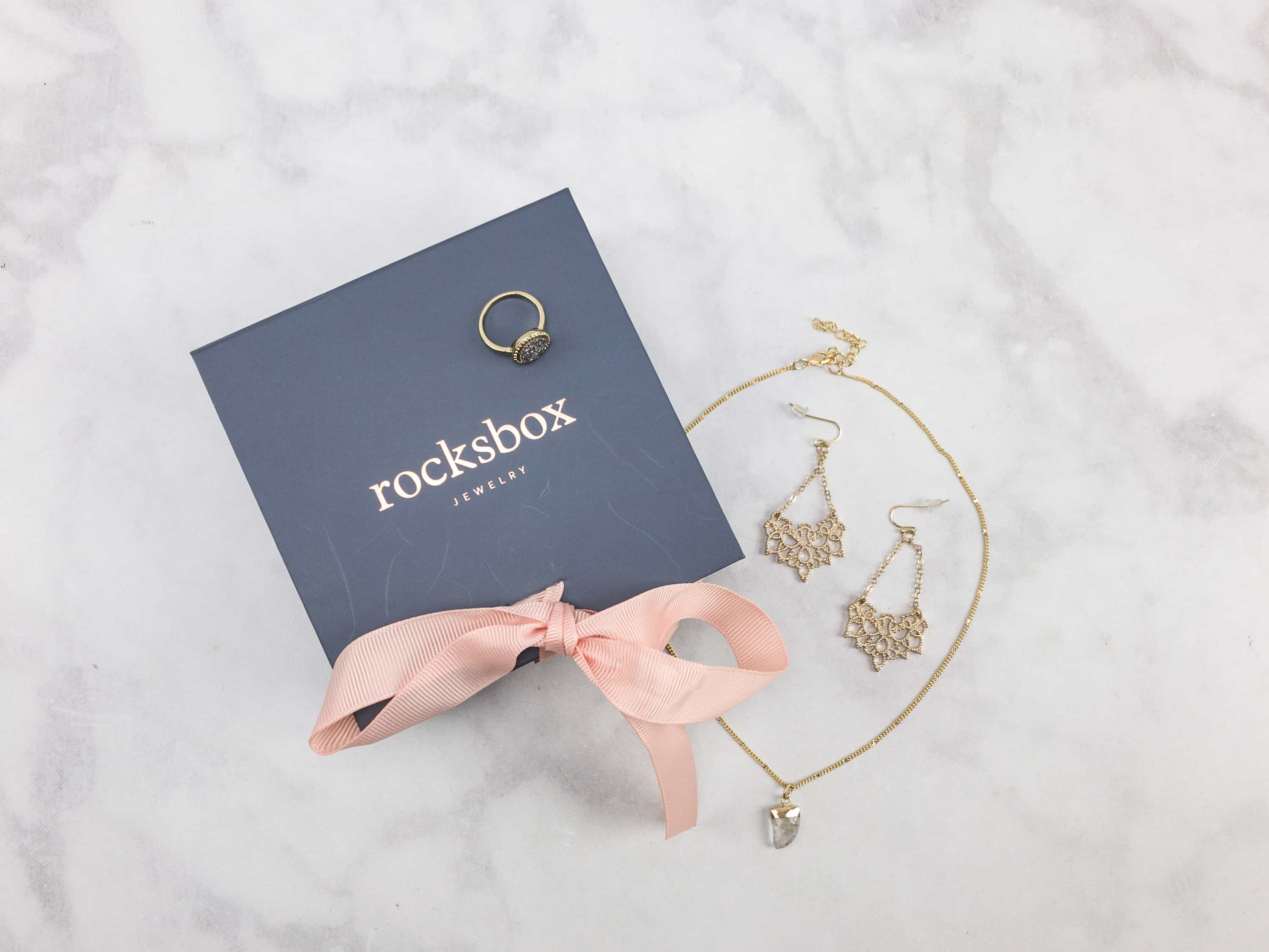 RocksBox October 2017 Review + FREE Month Coupon!