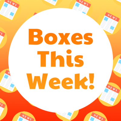 This Week In Subscription Boxes