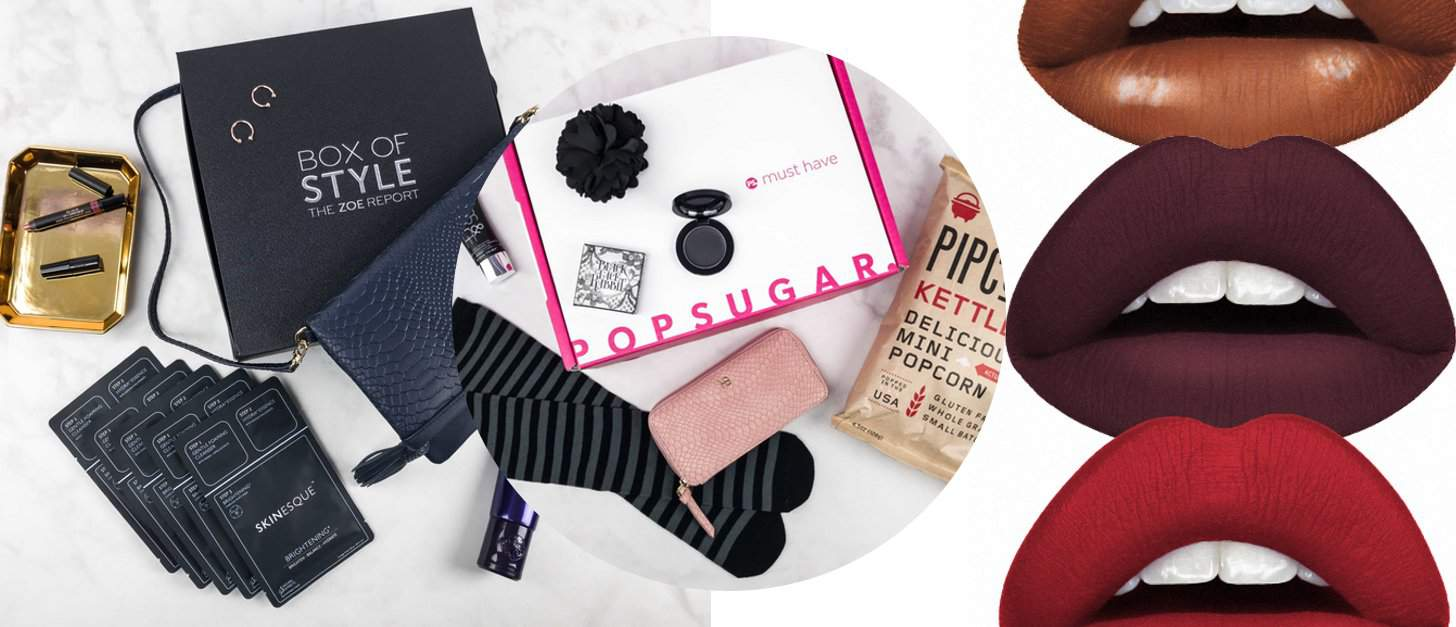Best Subscription Box Deals To Try This Week!