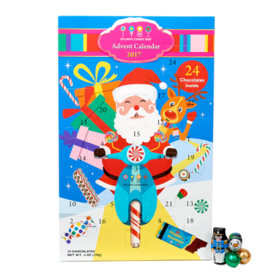 2017 Dylan's Candy Bar Advent Calendar Available Now + Coupon Code!
