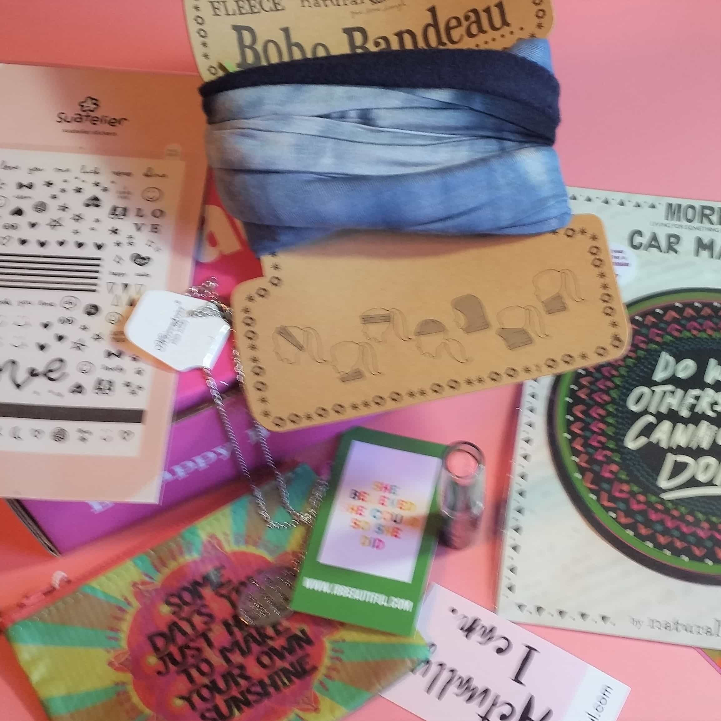 iBbeautiful September 2017 Teen Subscription Box Review