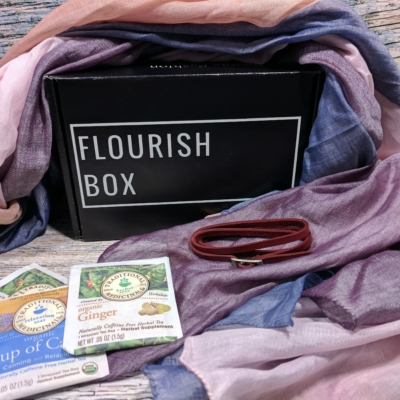 Thread & Flourish September-October 2017 Subscription Box Review