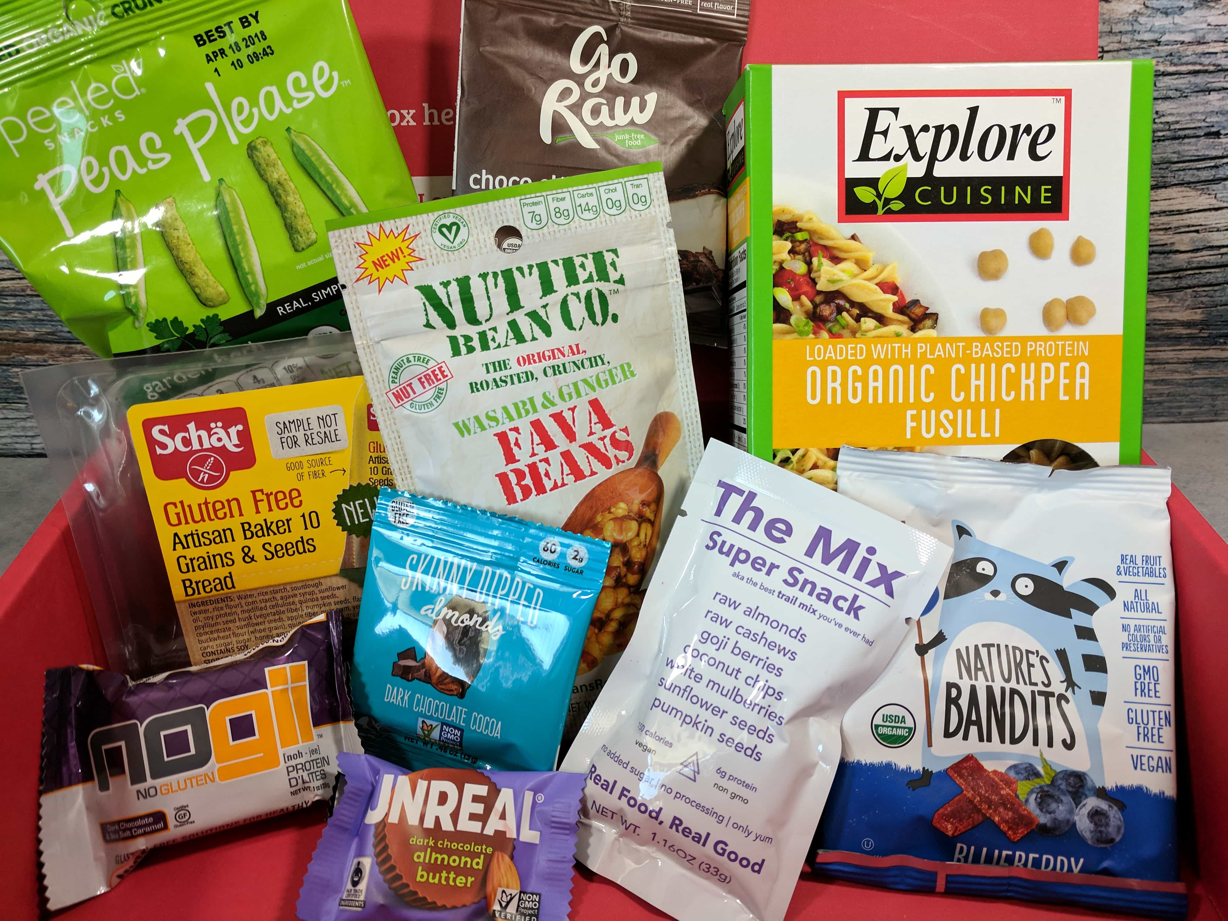 Love With Food Gluten-Free October 2017 Subscription Box Review + Coupon