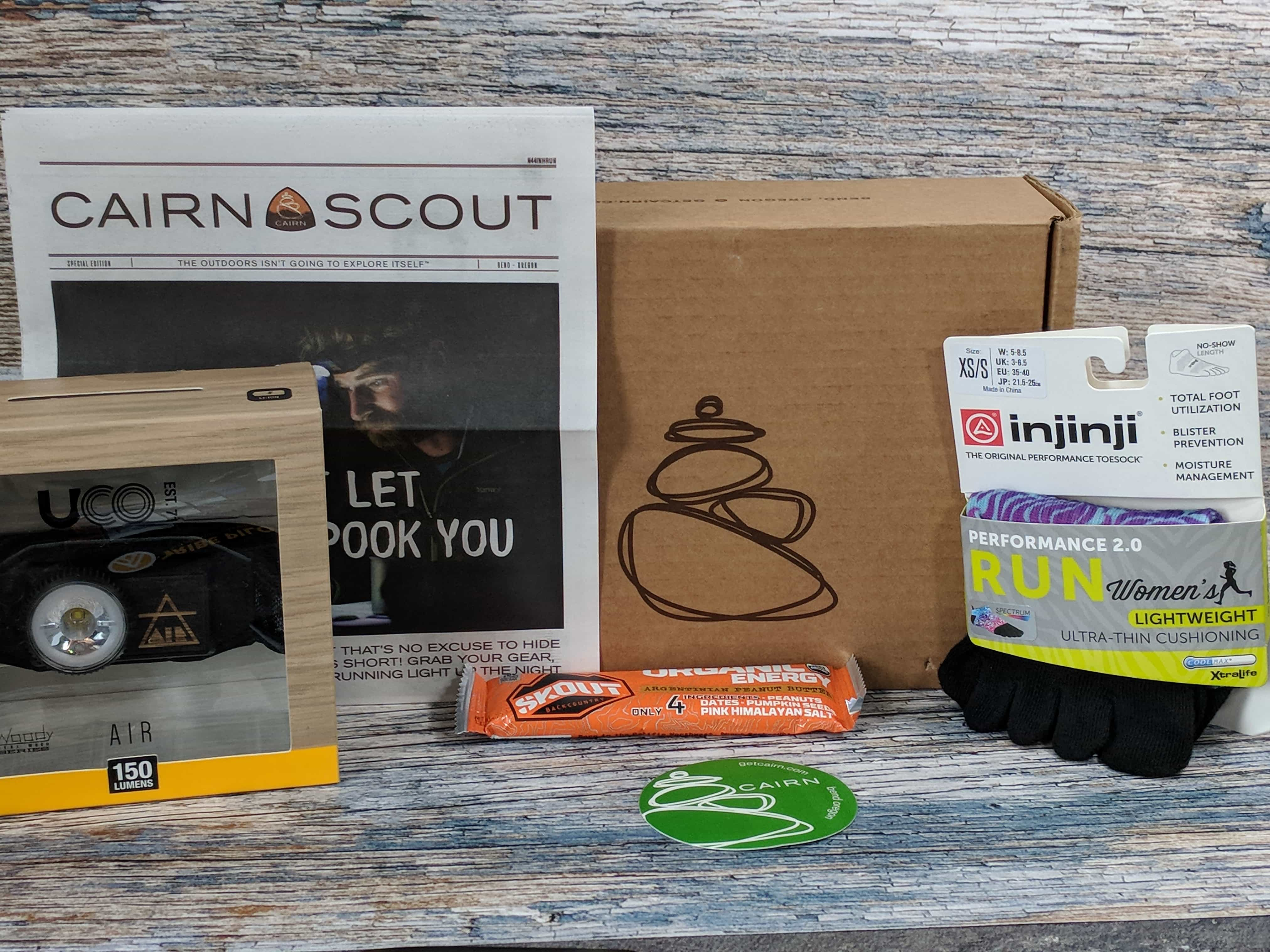 Cairn October 2017 Subscription Box Review + Coupon