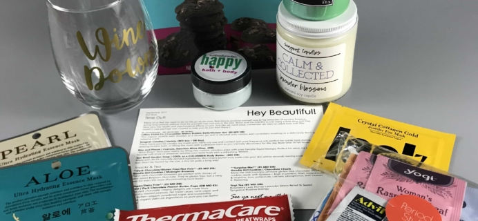 Dot Boxx September 2017 Subscription Box Review + Coupon