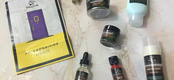 FCS of the Month October 2017 Subscription Box Review + Coupon!