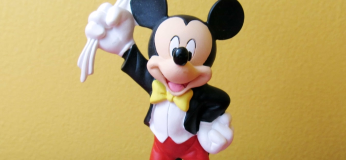 Mickey To Your Door September 2017 Subscription Box Review – Tink Size