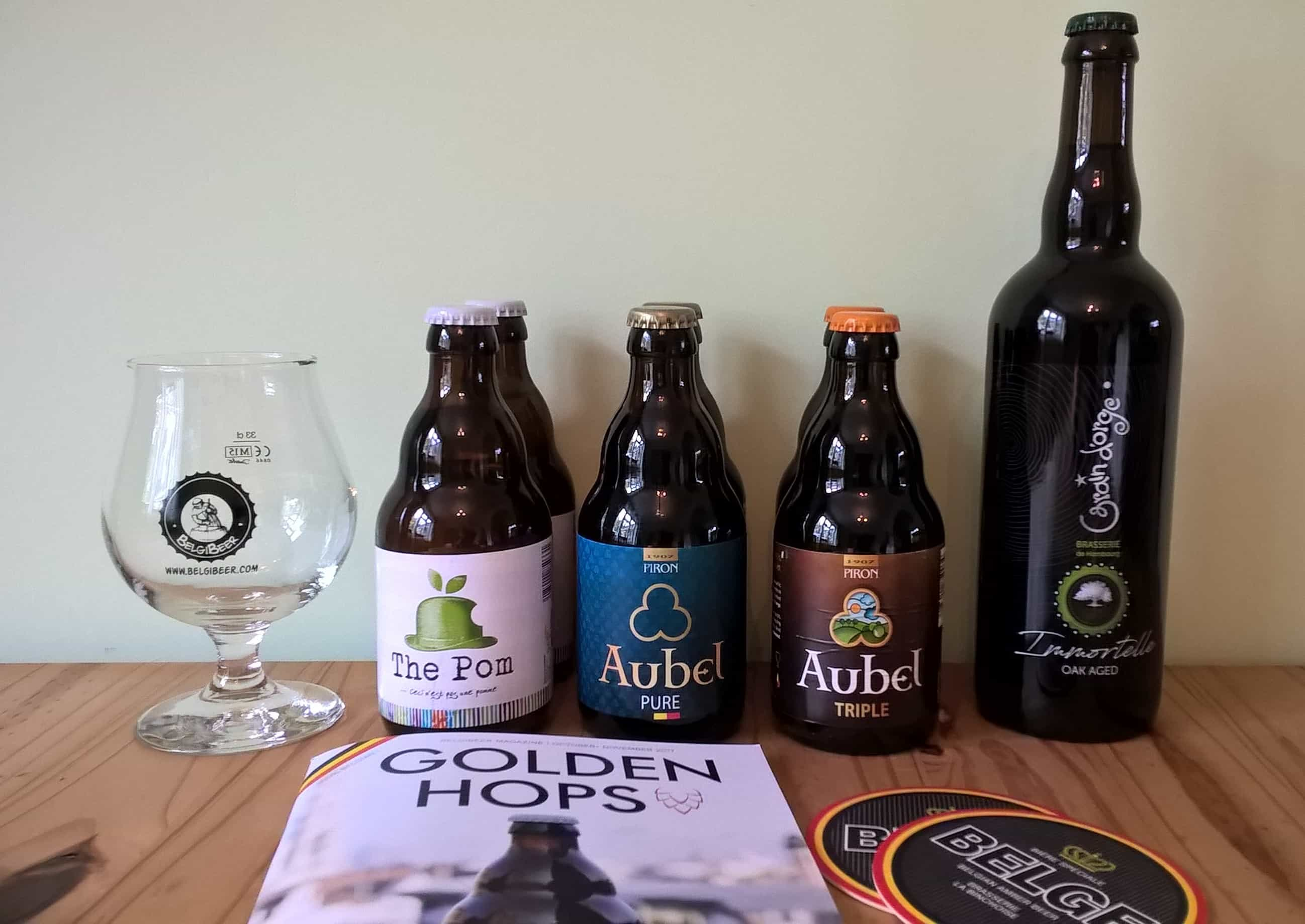 Belgibeer Subscription Box Review – October 2017