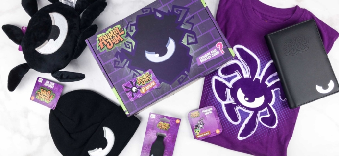 Animal Jam Box Fall 2017 Review