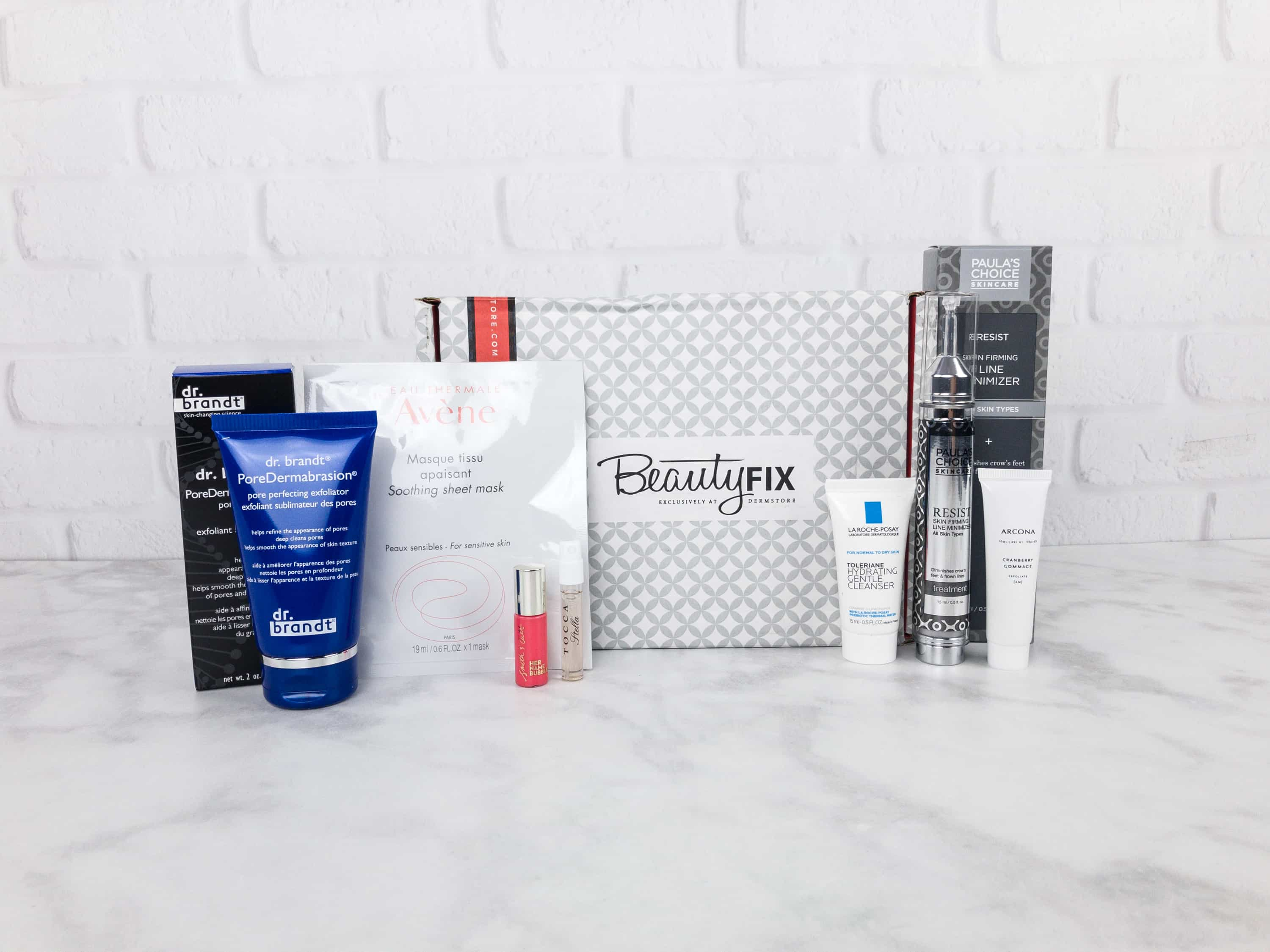 BeautyFIX October 2017 Review + Coupon!