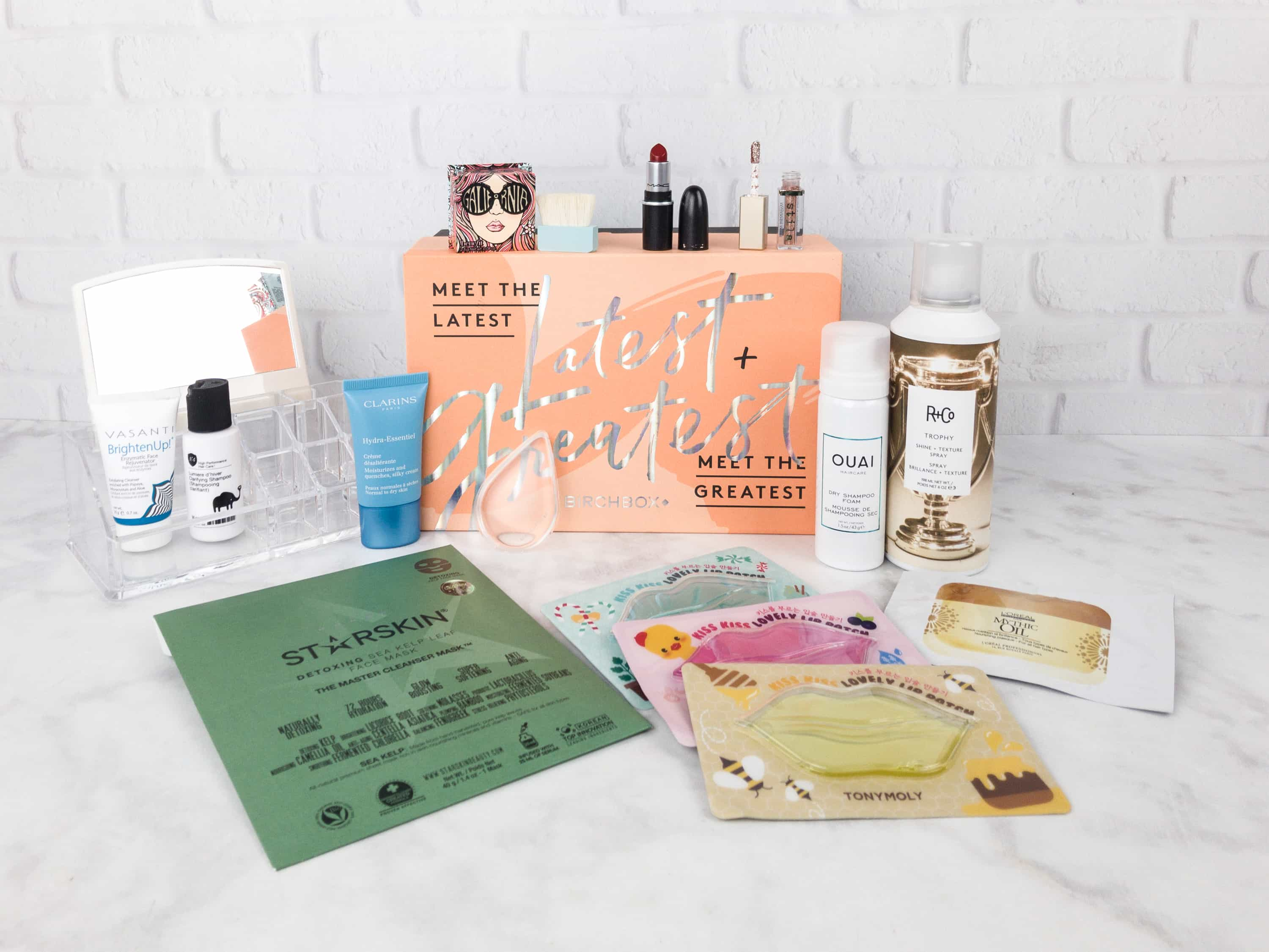 Birchbox Limited Edition Meet The Latest and Greatest Box Review + Coupon Codes!