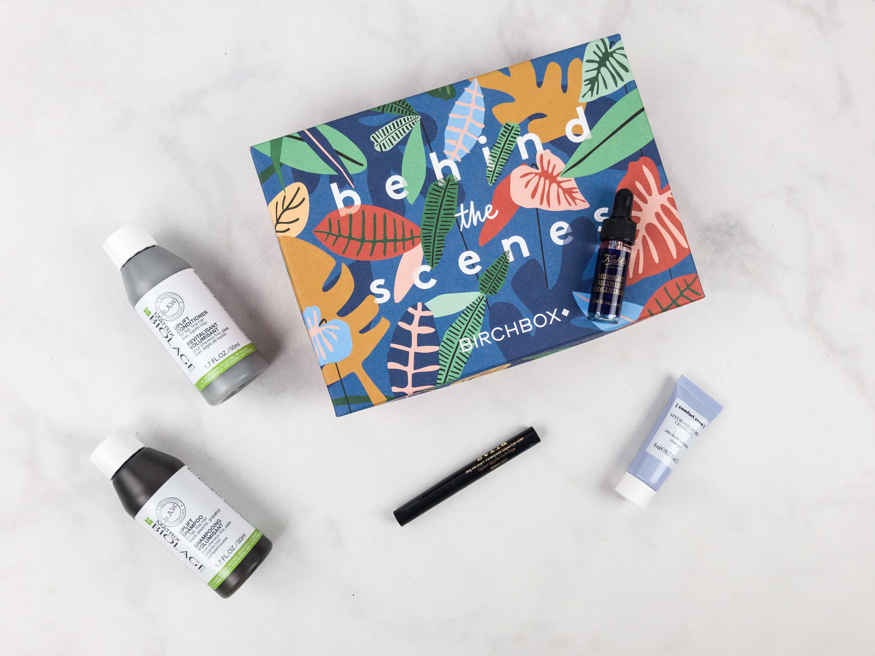 Birchbox October 2017 Review + Coupon – Behind The Scenes Curated Box