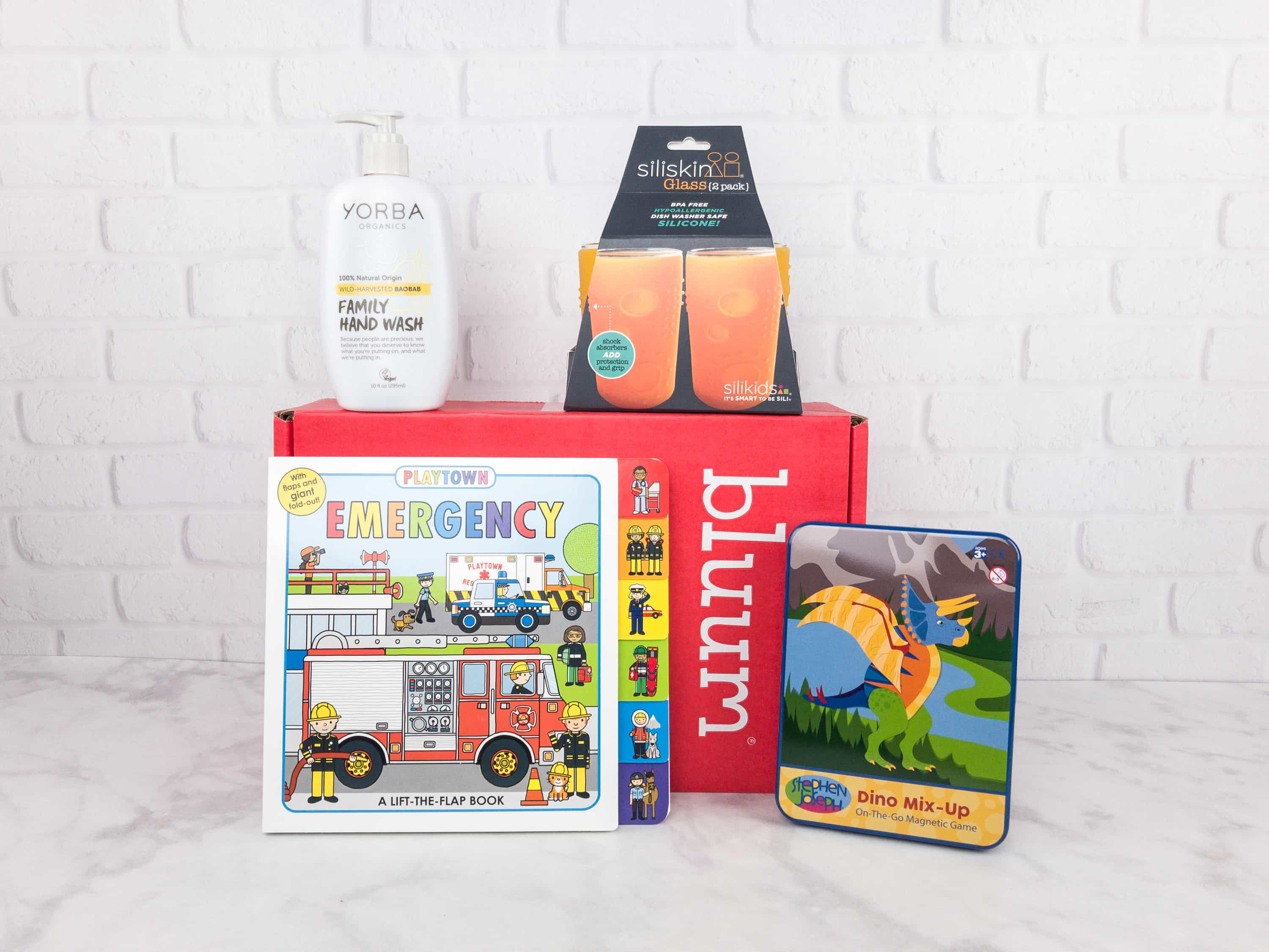 Bluum October 2017 Subscription Box Review + Coupon