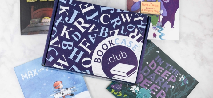 BookCase.Club October 2017 Review & Coupon – Read to Me Case