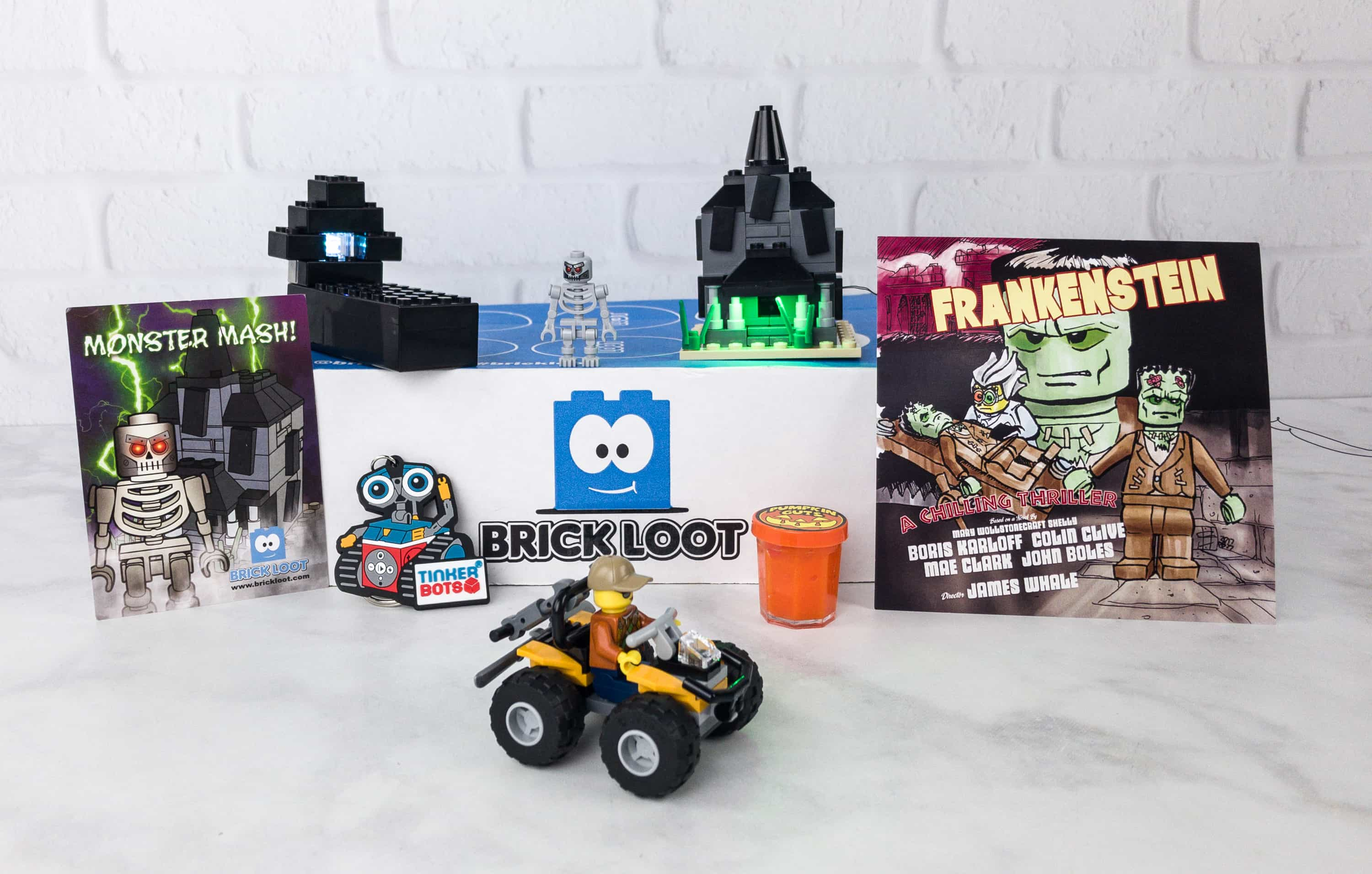 Brick Loot October 2017 Subscription Box Review & Coupon