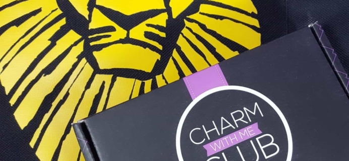 Charm With Me Club October 2017 Subscription Box Review + Coupon