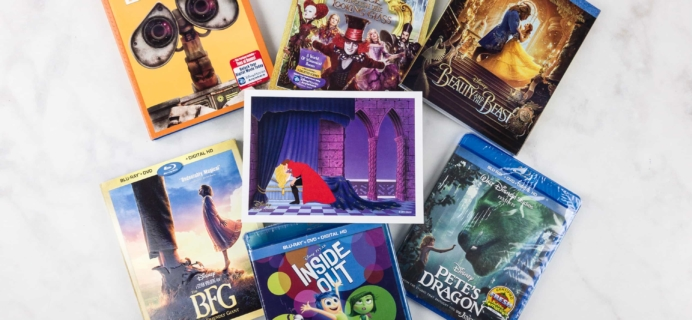 Disney Movie Club Introductory Offer Review
