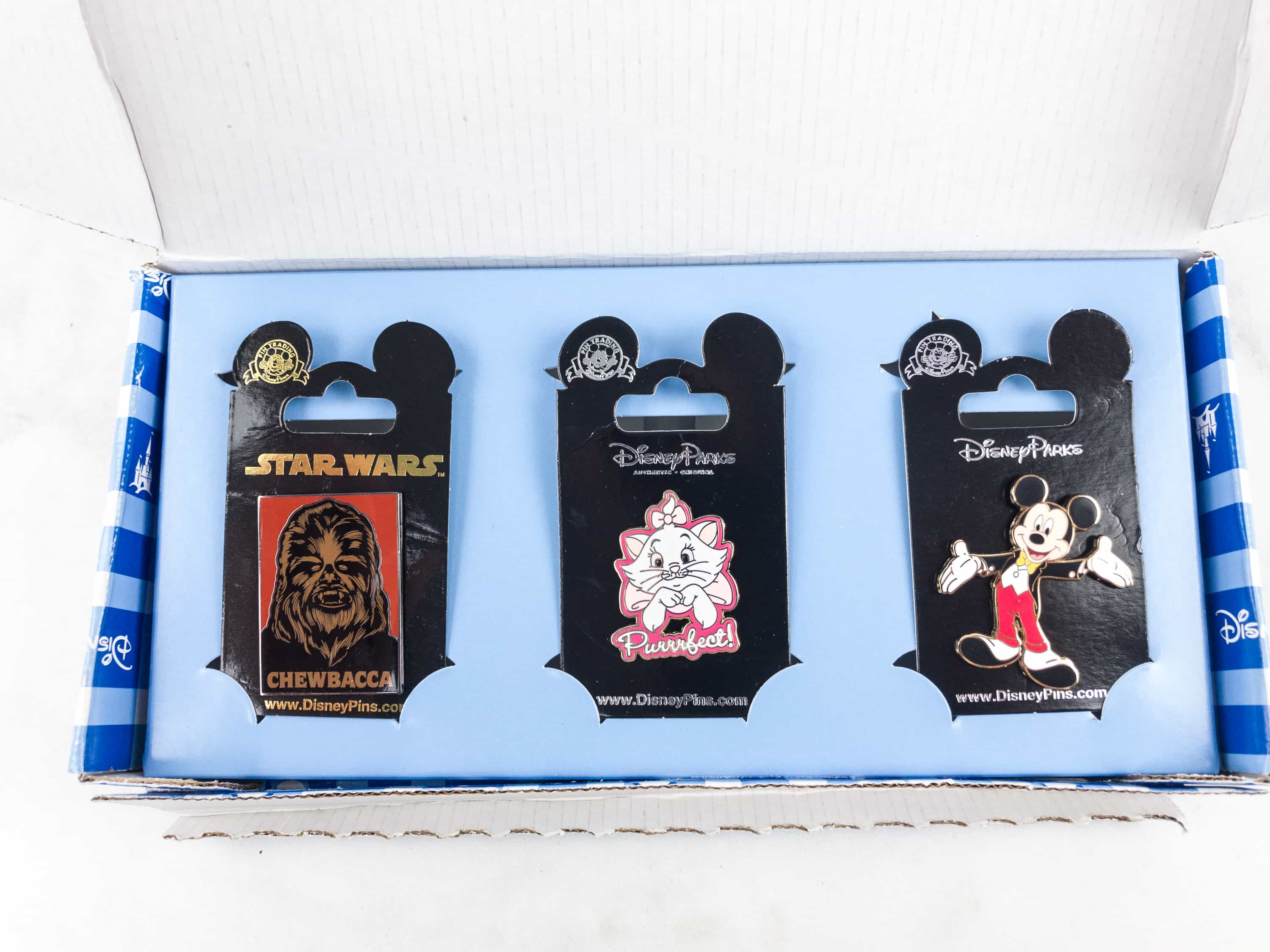 Disney Park Pack September 2017 Subscription Box Review – Pin Trading Edition 2.0