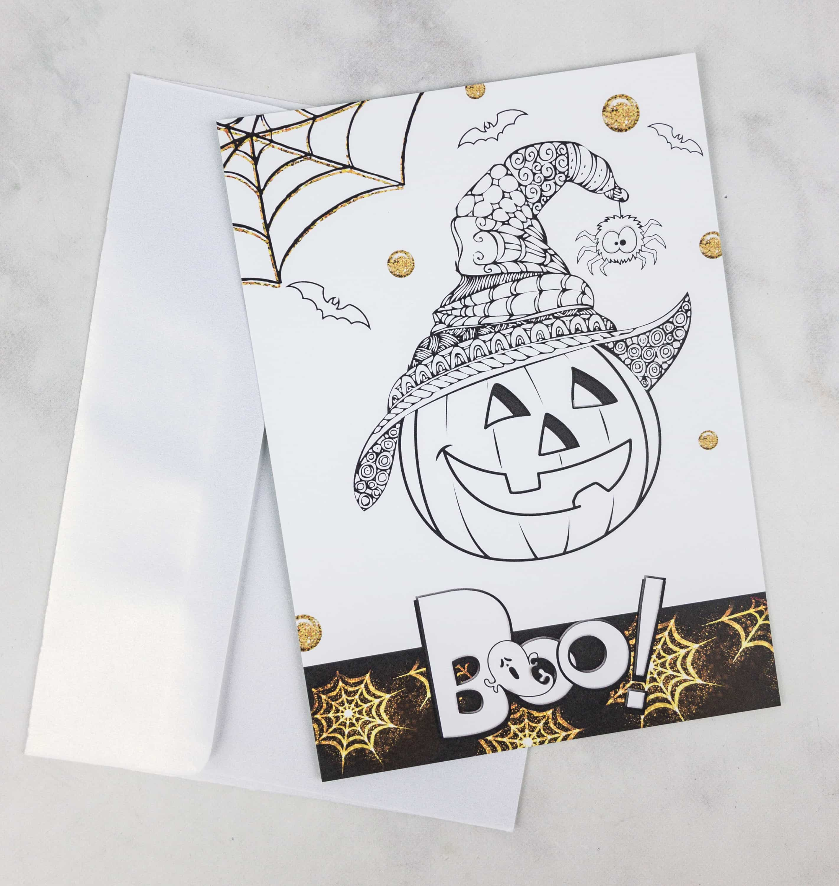 Doodle Art October 2017 Subscription Box Review Coupon Hello