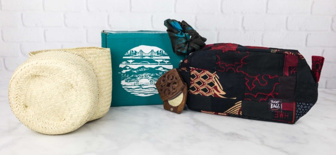 October 2017 GlobeIn Artisan Club Premium Box Review + Coupon –  BEAUTY