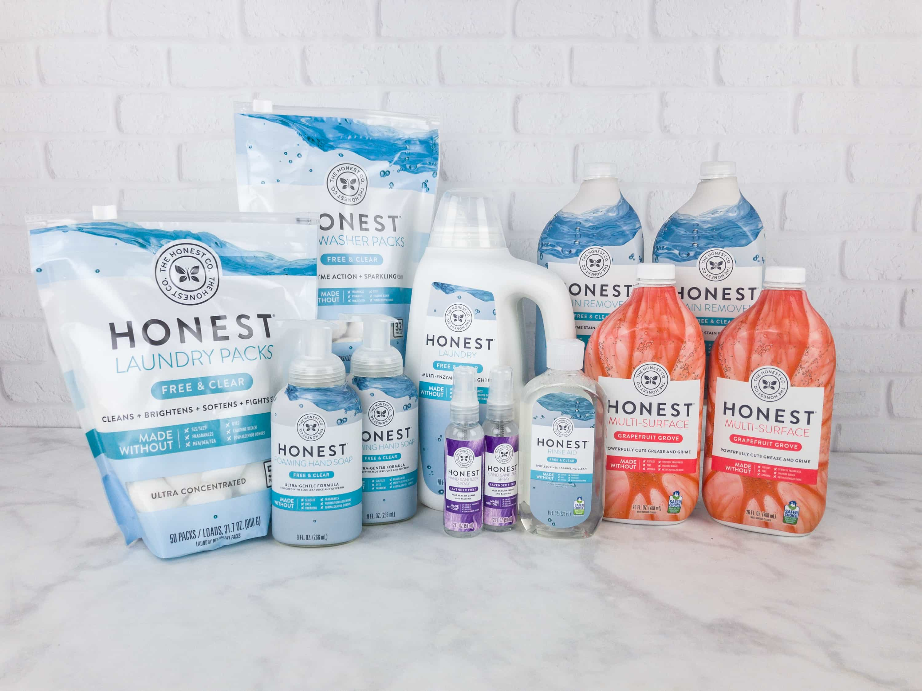 Honest Company Essentials Bundle Review + Coupon!