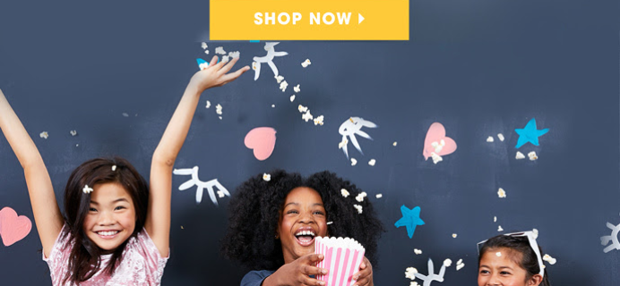 FabKids October 2017 Collection + Coupon!