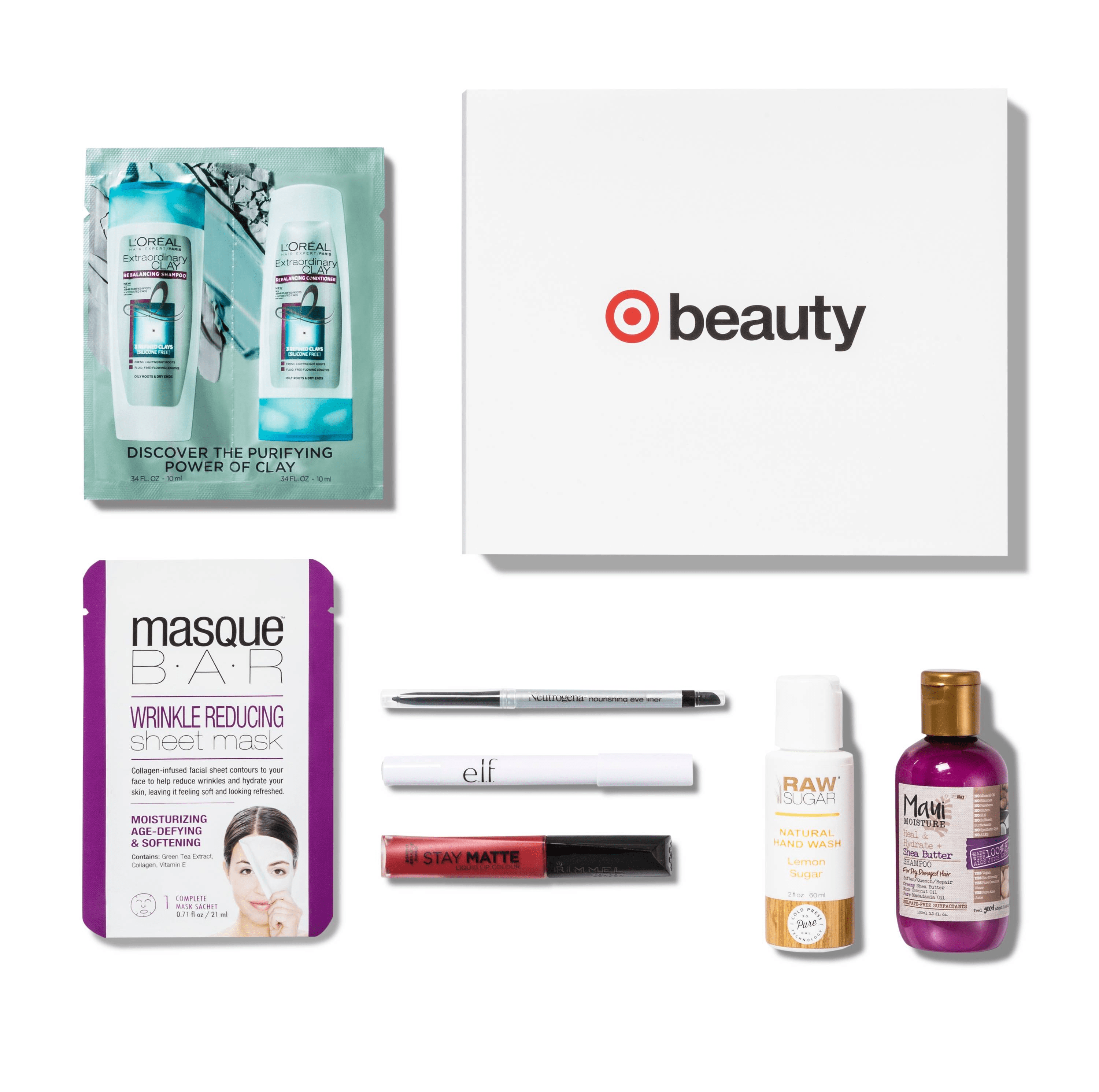 October 2017 Target Beauty Box Available Now!