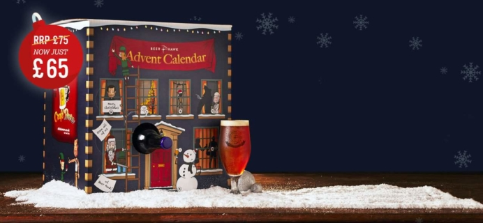 2017 Beer Hawk Advent Calendar Coming Soon!