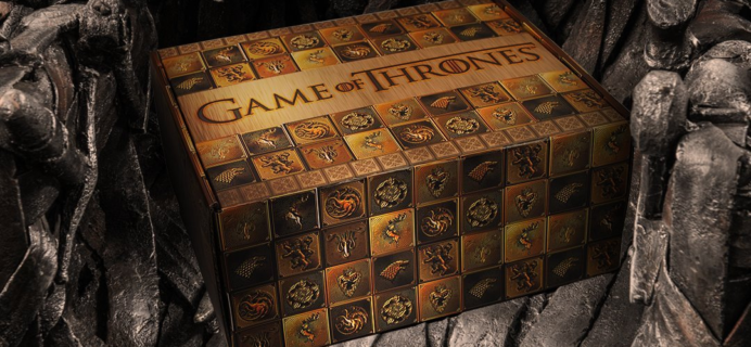 Game of Thrones Box Coupon Code : 50% Off First Box! LAST CALL!