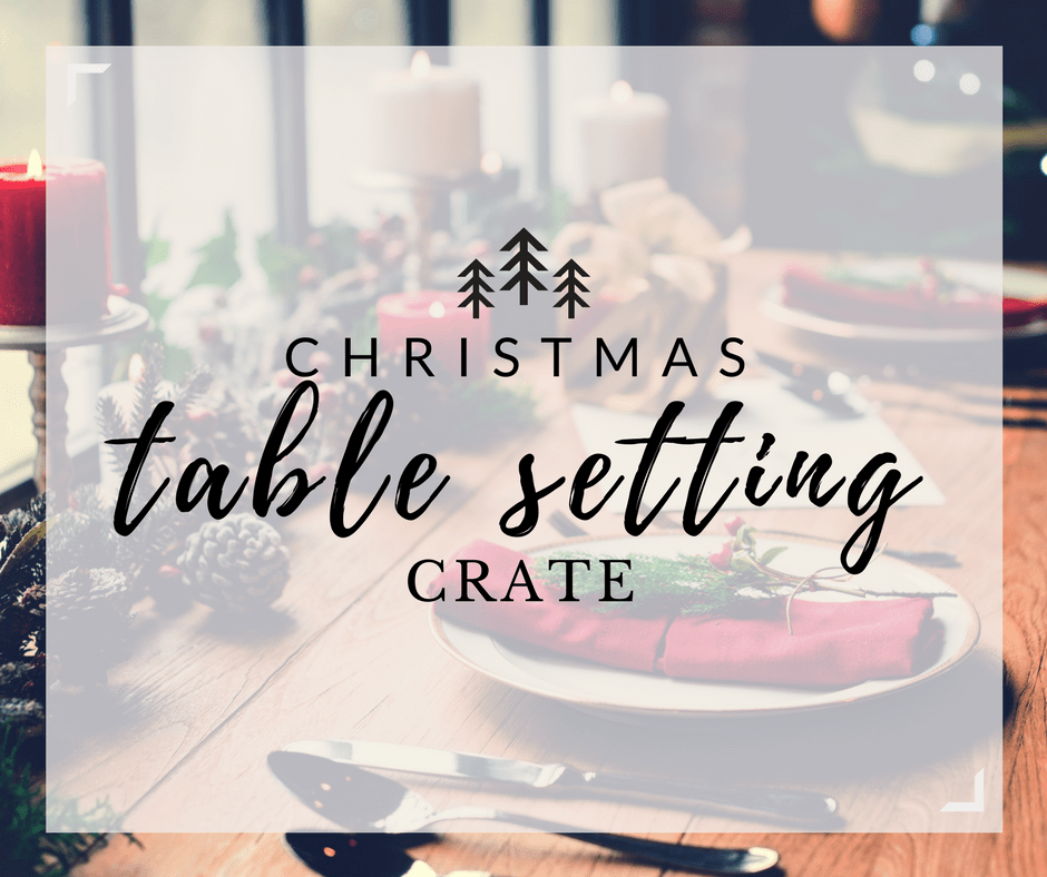 Gable Lane Crates Christmas Crates Available Now + Coupon!
