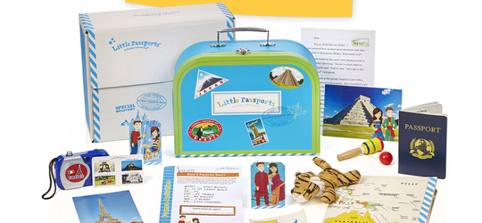 Little Passports Sale: Save 15% On All Subscriptions!