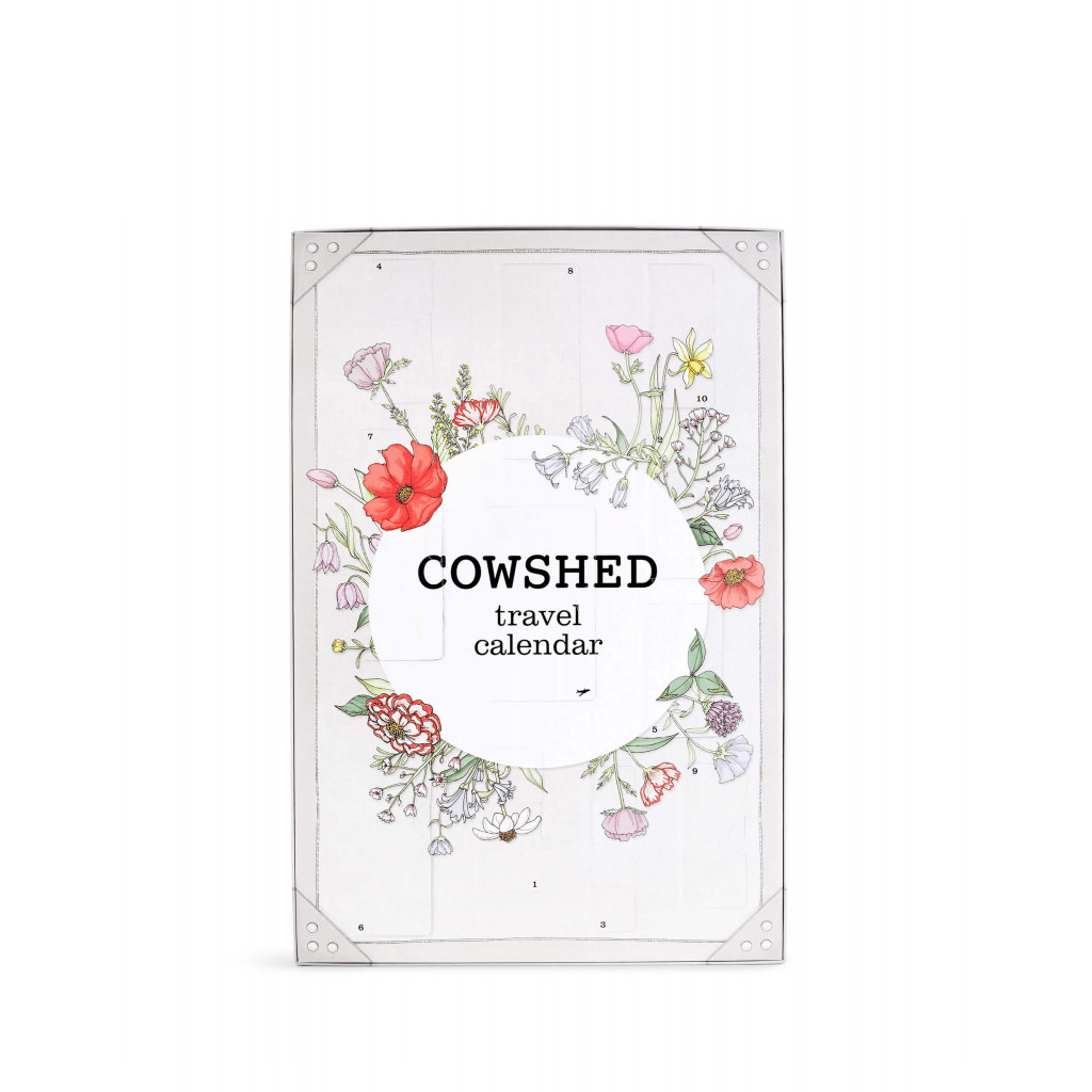 2017 Cowshed Advent Calendar Available Now + Full Spoilers!