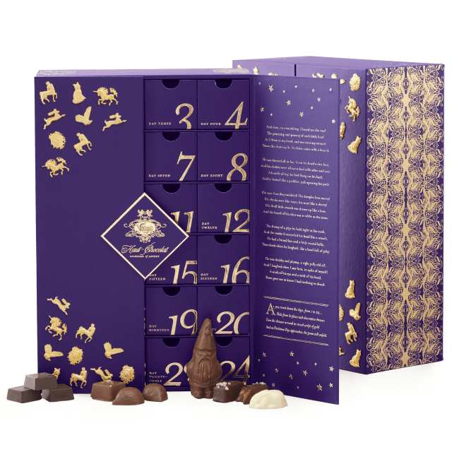 2017 Vosges Haut-Chocolat Advent Calendar Available Now – Full Spoilers + Coupon!