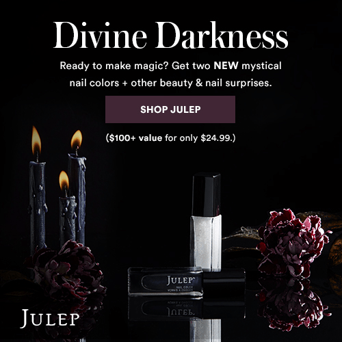 Julep Divine Darkness Mystery Box Available Now + Coupon!