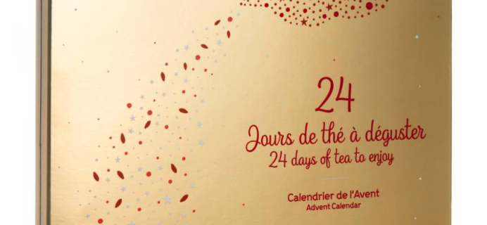 2017 Palais de Thes Advent Calendar Available Now + Full Spoilers!