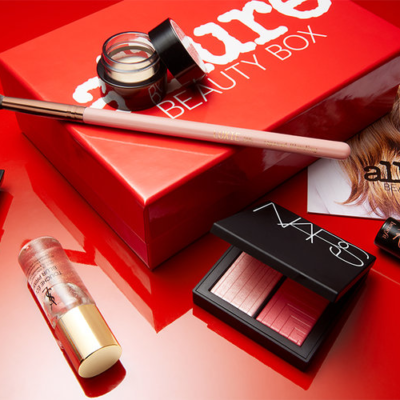 Allure Beauty Box Coupon: FREE Tarte Blush + $5 Off First Box!
