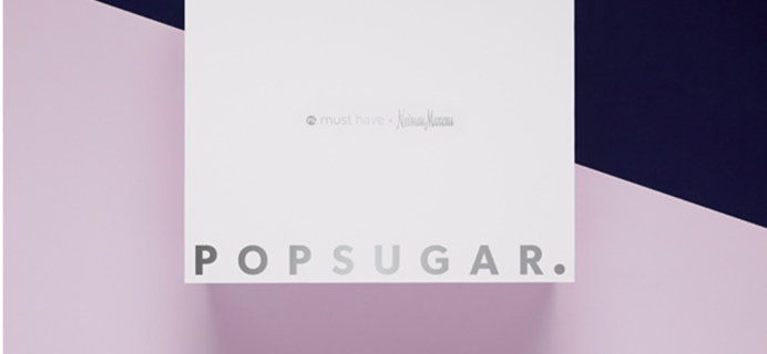 Neiman Marcus Popsugar Must Have Box Shipping Delay